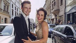Dominik Vodička bude ve StarDance v páru s herečkou Veronikou Khek Kubařovou