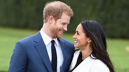 Snoubenci princ Harry a herečka Meghan Markle