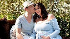 Nick Carter a jeho žena Lauren Kitt