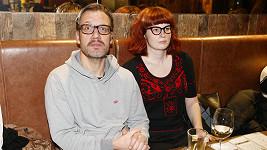 David Matásek si vzal přítelkyni Evu.