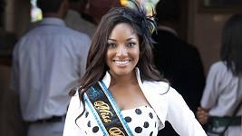 Bahamská miss Anastagia Pierre plánovala, že se do sebe s princem Harrym zamilují.