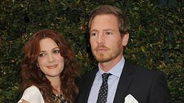 Herečka Drew Barrymore s přítelem Willem Kopelmanem, za nějž se chce vdát.