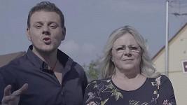 Jitka Pagana a její syn Santo