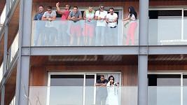 Na kterém z balkónů v Riu de Janeiru to asi víc žilo?