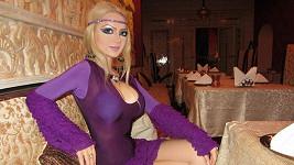 Živoucí Barbie Valeria Lukjanová - co slovo, to perla...
