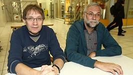 Náhlovský a Mladý spolupracovali více než třicet let.