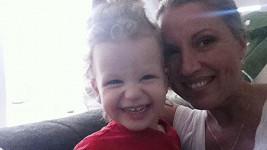 Max s tetičkou Yvonnou