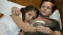Jáchym Kraus a jeho milostná scény v seriálu Gympl