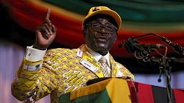 Utahovat si z intimních partií hlavy státu Roberta Mugabeho se alespoň v Zimbabwe nevyplácí.