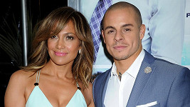 Jennifer Lopez a Casper Smart