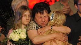 Svatava Bartošová s dcerou Ivetou