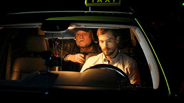 Filip Tomsa jako oběť vraha taxikářů