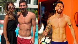 Ústa své ženy si bude Messi stále vozit s sebou.