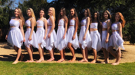 Tohle jsou finalistky Dívky roku 2019