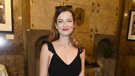 Marika Šoposká čeká druhé dítě.
