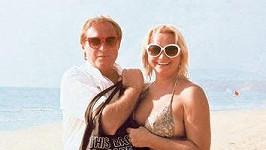 Anička s Jiřím v pátek zpečetili svůj letitý vztah.
