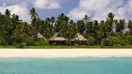 Vila číslo 11 poskytuje novomanželům naprosté soukromí i luxus.