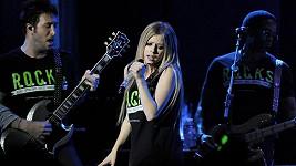 Zpěvačka Avril Lavigne