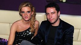 Adela Banášová a Peter Modrovský si oddychli.