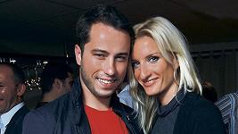 Adéla Banášová a Peter Modrovský