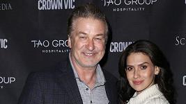 Hilaria Baldwin s manželem Alecem