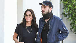 Courteney Cox a Johnny McDaid