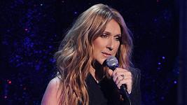 Celine Dion vystoupila na vzpomínkovém koncertě na Franka Sinatru.