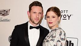 Herci Kate Mara a Jamie Bell se dočkali prvního dítěte.
