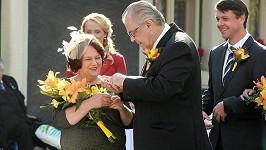 Zdeněk Žák a Jitka Smutná ve Svatbách v Benátkách