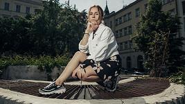 Mariana v roli modelky