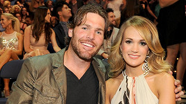 Carrie Underwood a Mike Fisher se na jaře stanou rodiči.