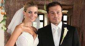 Iveta Lutovská a Jaroslav Vít už jsou manželé.
