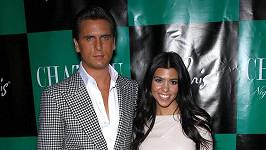 Kourtney Kardashian čeká se Scottem Disickem dalšího potomka.