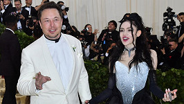 Partnerka Elona Muska vysvětlila význam synova jména.