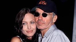 Billy s Angelinou v době jejich manželství.