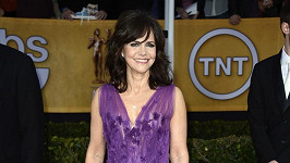 Sally Field na Screen Actors Guild Awards.