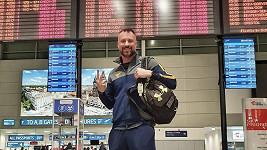 Petr Vágner odletěl na dovolenou.