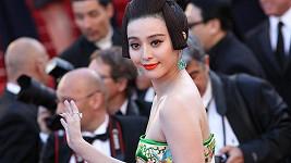 Fan Bingbing osvěžila zahajovací ceremoniál oranžovou.