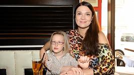 Mahulena Bočanová s dcerou Márinkou.