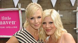 Jennie Garth a Tori Speling spolu možná opět skončí před kamerou.