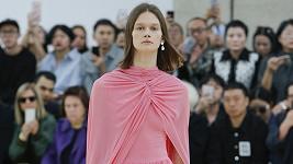 Kociánová je nejúspěšnější českou modelkou přehlídkových týdnů módy ve všech metropolích.