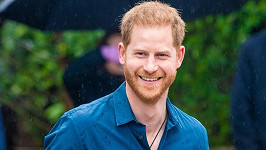 Princ Harry slaví 36. narozeniny.