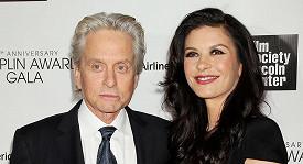 Michael a Catherine jdou prý od sebe. Pokolikáté už?