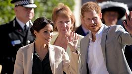 Meghan a Harry navštívili Sussex.
