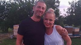Martina Pártlová s Karlem Holasem z Čechomoru