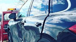 Zpěvačka Victoria měla autonehodu.