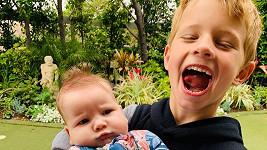 Děti Jessiky Simpson baví sociální sítě.
