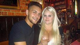 Charlotte Štiková s expřítelem Michalem