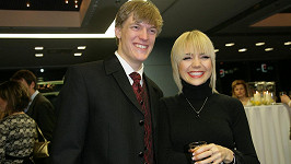 Tomáš Verner v roce 2008 chodil s Lucií Vondráčkovou.