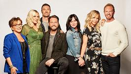Nová série Beverly Hills 90210 moc neuspěla.